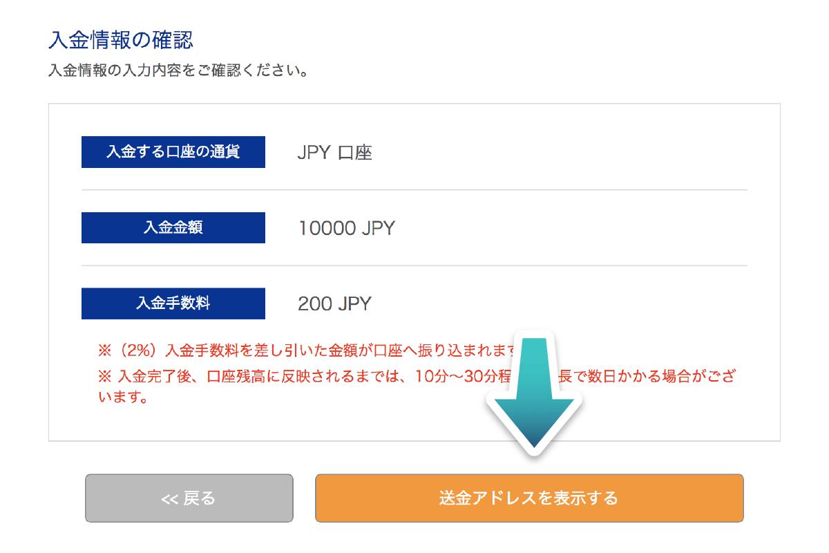 日本でドル建て ビットコイン口座